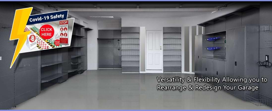 Garageking Garage Storage Home Improvement In Dandenong Melbourne