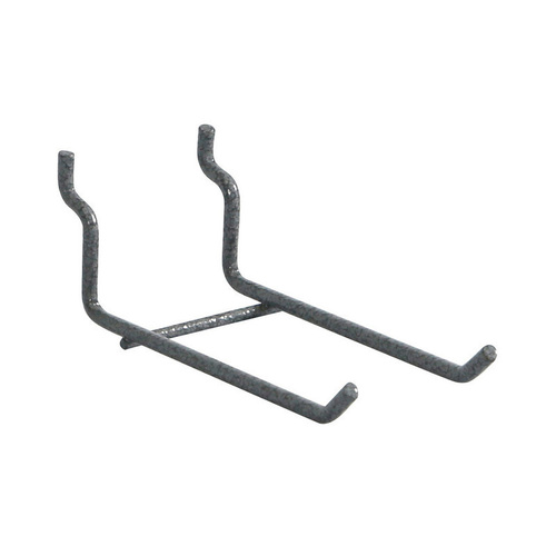 Universal Double Prong Hook 140 MM (L) - Powder Coated