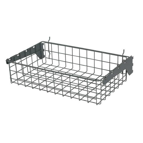 Wire Basket : 600 MM (W) x 250 MM (H) x 350 MM (D)