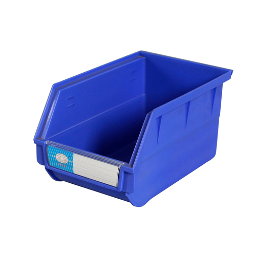 Blue Bin : 220 MM x 140 MM x 125 MM - DSL2214