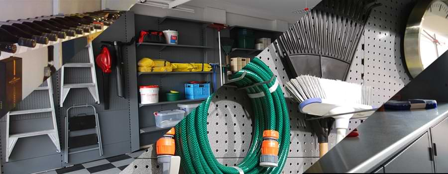 GarageKing - Where Space Becomes Storage